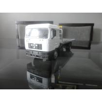 Miniatura Caminhão Guincho Plataforma Man F2000 1:43 New Ray