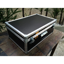 Hard Case Para 4 Mini Moving Beam + Vão Para Acessórios