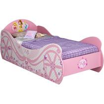 Cama Infantil Princesas Disney Star Quarto Menina Pura Magia