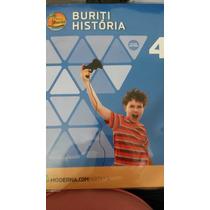 Projeto Buriti História 4 Ano Usado Editora Moderna