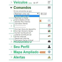 Central Rastreamento Veicular - Layout 2015 + Vps 512m 1 Ano