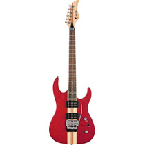 Eagle Egt61 Guitarra Micro Afinação Satin Red - Frete Grátis