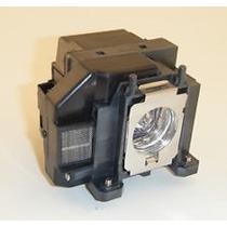 Is - Lampada Para Projetor Epson S12 - S12+ Eb-x14 Eb-x12 Eb