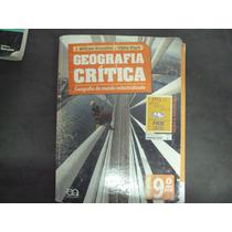 R/m - Livro - Geografia Critica 9 Ano - J William Vesentini