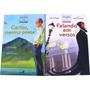 Livros Carlos, Menino Poeta + Falando Em Versos /fretegrátis