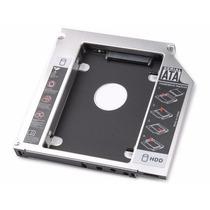 Caddy Adaptador Hd Extra Para Notebook Ssd Ou Hd - 12,5mm