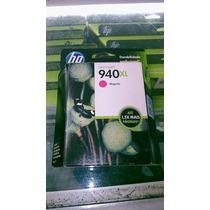 Hp C4908a (940xl Magenta Original)