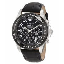 Relógio Invicta Speedway Chronograph 10707 - Preto Masculino