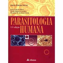 Parasitologia Humana - 11ª Edição David Pereira Neves Ebook
