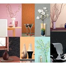 Papel Parede Importado Vinílico Texturizado-colours-5 Rolos