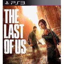 The Last Of Us Em Português - Ps3 Codigo Psn Id Game