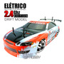 Automodelo Himoto Toyota Soarer Drift 2.4ghz+bateria+carreg