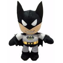 Boneco Batman Em Pelúcia Antialérgica 44 Cm Altura