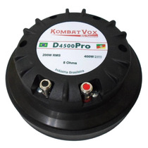 Kombatvox Driver D4500pro Representante Oficial Rs