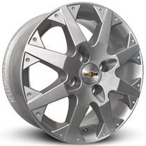 Roda Krmai R16 Astra Ss Aro 14 - 4x100 Pintura Prata