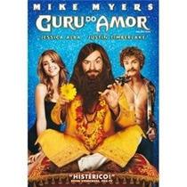 Dvd - Guru Do Amor