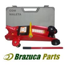 Mini Macaco Hidráulico Jacaré 2 Toneladas - Com Maleta