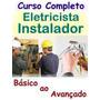 **curso De Eletricista Residencial Predial 3 Dvd