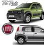 Longarina Teto Decorativa Novo Fiat Uno 2010 A 2014 Tgpoli