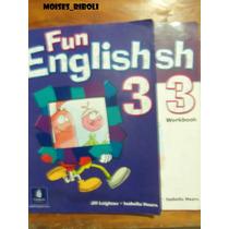 Fun English 3 Workbook Longman Ww