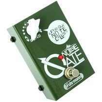Pedal Para Guitarra Gate Noise Gate Fuhrmann Frete Grátis