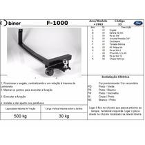 Engate Para Reboque F1000 Até 92 - Biner - Inmetro