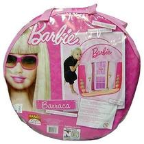 Barbie - Barraca Infantil - Barão Toys
