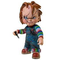 Chucky - O Brinquedo Assassino - Mezco Vinyl Figure Original