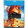 O Rei Leão 2 O Reino De Simba Blu-ray Original Disney