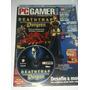 Revista Pc Gamer Jogo Deathtrap Dungeon Para Pc Raridade