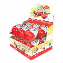 Caixa De Kinder Joy C/ Novas Surpresas - 12 Unidades De 20g