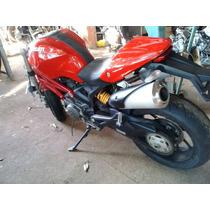 Sucata Ducati Monster,peças,motor,roda,carenagen,escape,abs