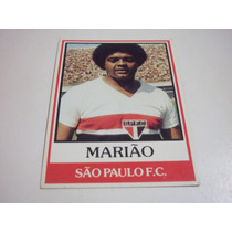 Marião - Ping Pong Futebol Cards - Nº 261 - São Paulo
