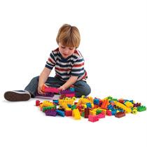 Kit Com 1000 Blocos De Montar Brinquedos Educativos Colorido