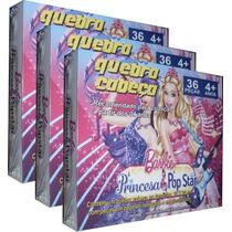 Quebra Cabeça Princesas Pop Star 36 Peças Jogos Infantil
