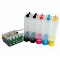 Bulk Ink Epson T33 Tx515fn A4 E T1110 A3 +tinta Formulabs