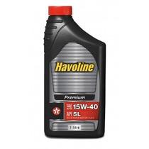 Oleo Lubrificante Semi Sintetico Havoline Premium 15w40 Lt