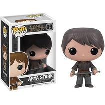 Arya Stark - Miniatura Imp. A Game Of Thrones Funko Pop!