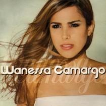 Cd Wanessa Camargo (2001) * Lacrado * Raridade * Original