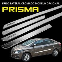 Friso Cromado Para O Prisma - Mod. Opcional 2013 2014 2015