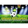 Sementes De Grama Bermudas - A Grama Escolhida Pela Fifa!