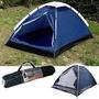 Barraca Camping 2 Pessoas Tenda Iglu Ozark Trail 2 Pessoas