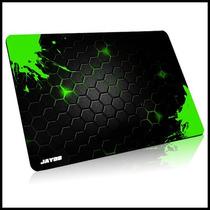 Mousepad Gamer Jayob Splash Green Médio - Goliathus, Qck