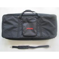 Capa Bag Soft Case P/ Teclado Korg Pa 300/600/50! Luxo E1!!!