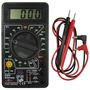Multimetro Digital Display Lcd Dt 830b Com Cabo Multi Teste
