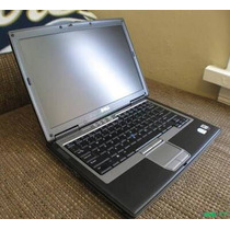 Notebook Dell D620 C2d 1gb Hd 40gb Wifi Serial 4 Usb Webcam!
