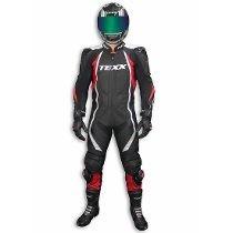 Macacão Esportivo Texx Ghost [2 Peças] Couro Bovino