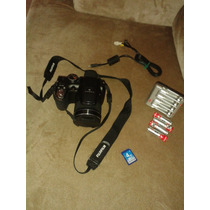 Câmera Digital Fujifilm Finepix S4000 C/ 14mp, Lcd 3.0