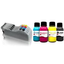 Bulk Ink Compativel Brother Lc505 Dcp-j100 J105 J200 Tintas