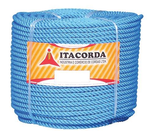 Corda Torcida Em Nylon 16mm 235m - Itacorda